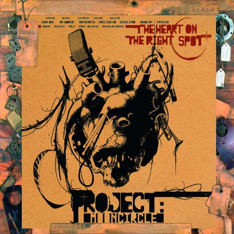 Project Mooncircle - Heart on the right spot