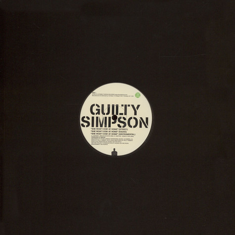 Guilty Simpson - Getting Bitches feat. Mr.Porter