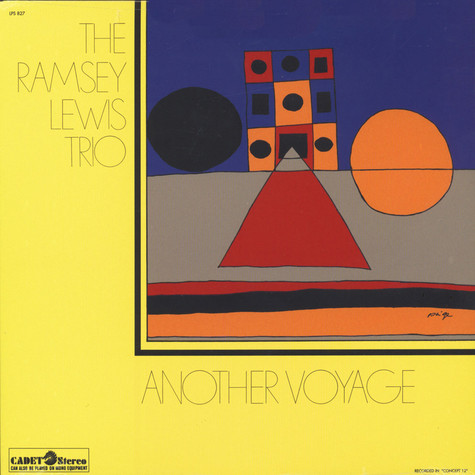 Ramsey Lewis Trio - Another voyage