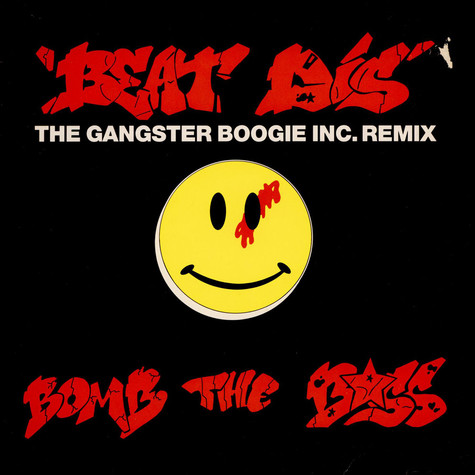 Bomb The Bass - Beat Dis (The Gangster Boogie Inc. Remix)
