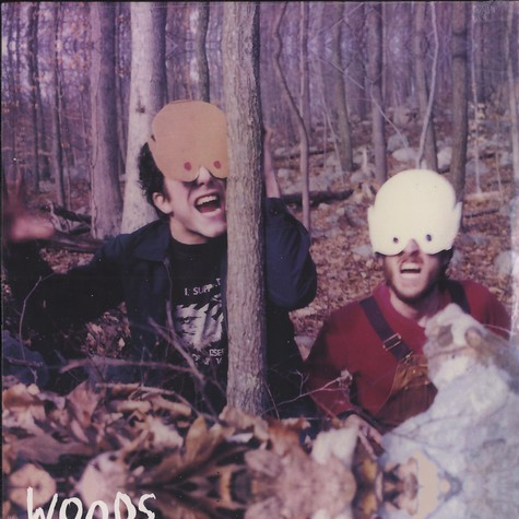 Woods - How to survive in + in the woods