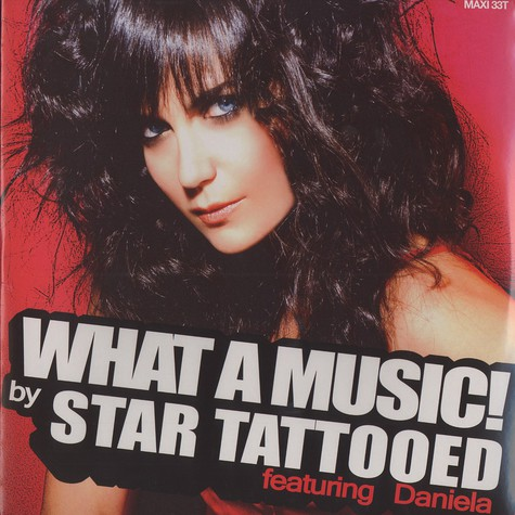 Star Tattooed - What a music feat. Daniela