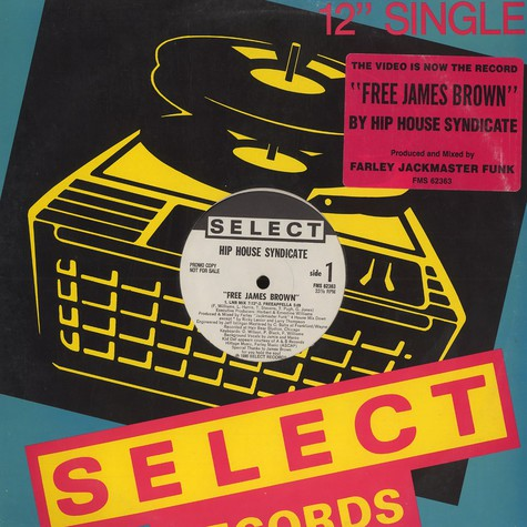 Hip House Syndicate, The   - Free James Brown