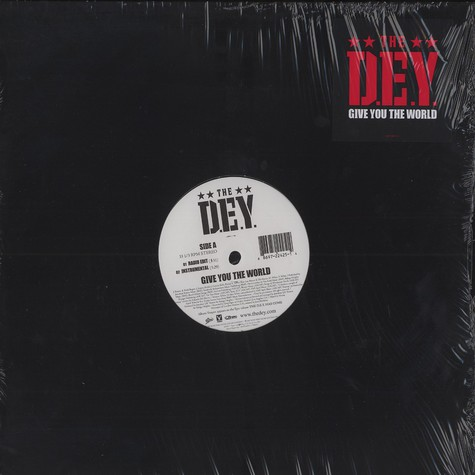 D.E.Y., The - Give you the world