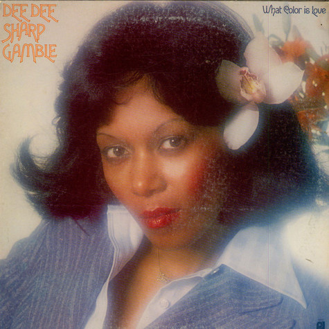Dee Dee Sharp - What Color Is Love