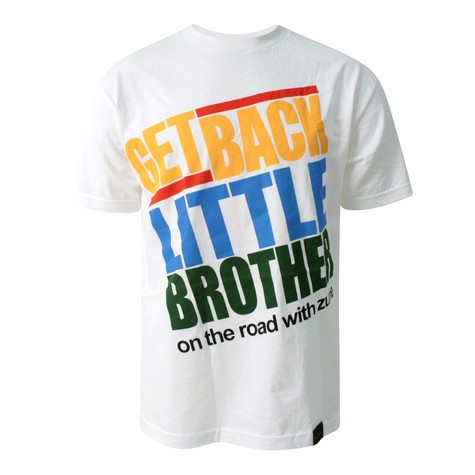 Little Brother - Get back tour T-Shirt