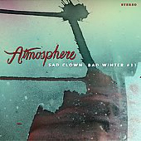 Atmosphere - Sad clown bad winter volume 11