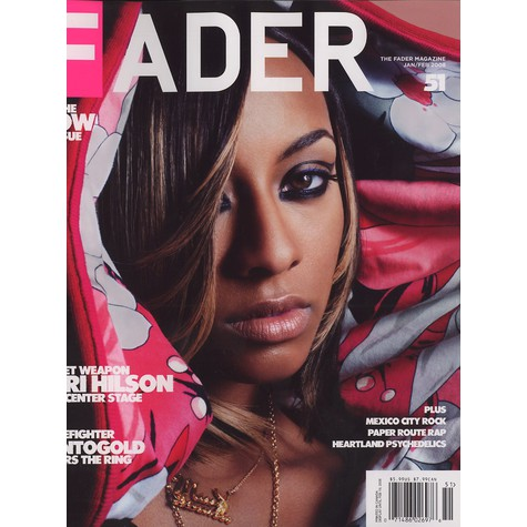 Fader Mag - 2008 - January / February - Issue 51