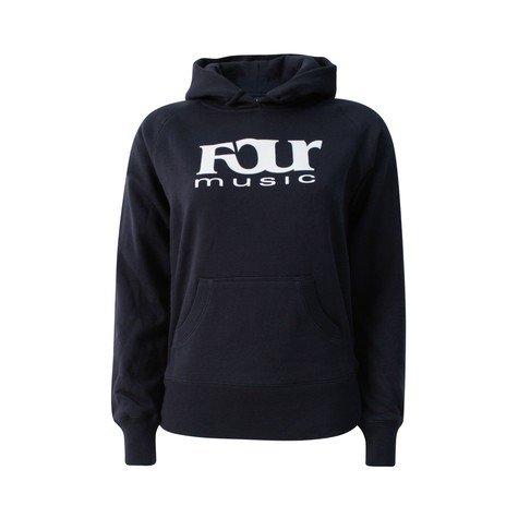 Four Music - Logo girls hoodie