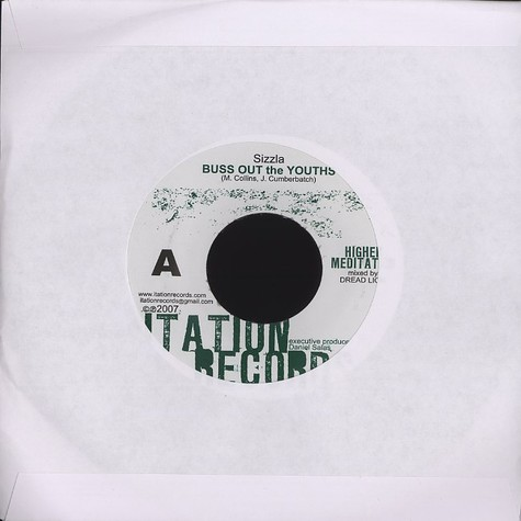 Sizzla / Batch - Buss out the youths / can't move i