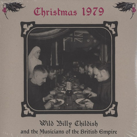 Wild Billy Childish & The Musicians Of The British Empire - Christmas 1979