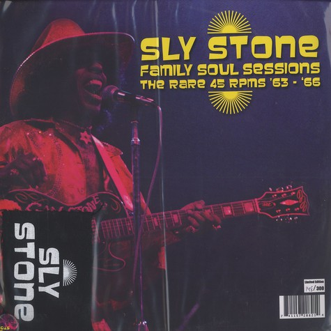 Sly Stone - Family soul sessions