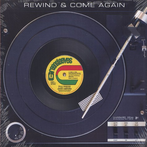 Greensleeves Records - Rewind & come again - 45 box volume 1