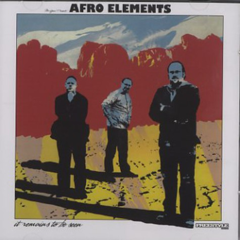 Afro Elements - It remains to be seen