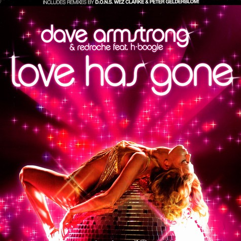 Dave Armstrong & Redroche - Love has gone feat. H-Boogie