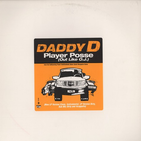 Daddy D - Player posse