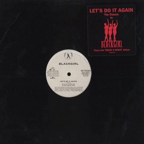 Blackgirl - Let's do it again