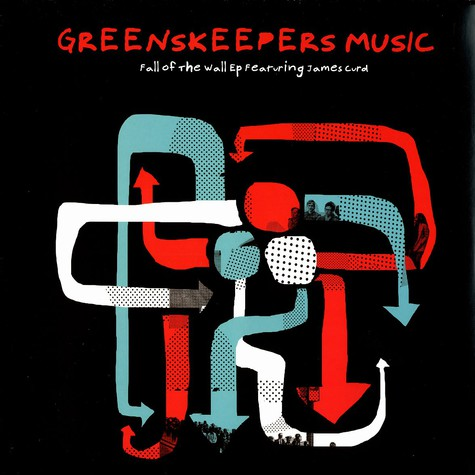 Greenskeepers Music - Fall of the wall feat. James Curd