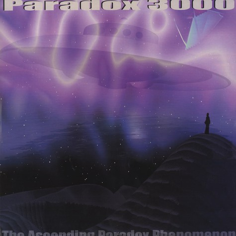 Paradox 3000 - LP sampler 1: 99% noise / yes