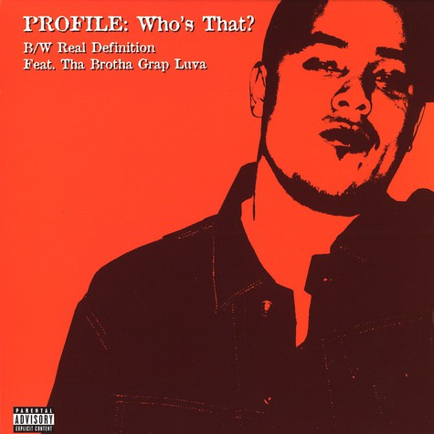Profile - Who's That
