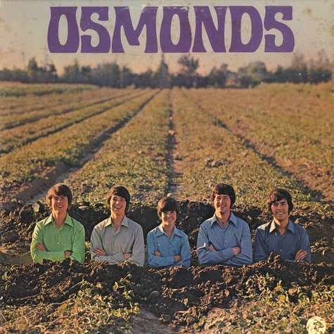 Osmonds, The - Osmonds
