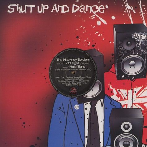 Shut Up And Dance - Hold tight