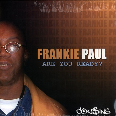 Frankie Paul - Are you ready ?
