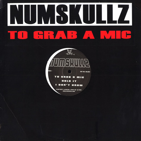 Numskullz - To grab a mic