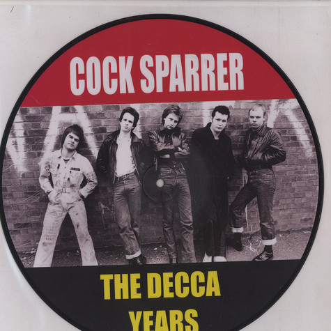 Cock Sparrer - The Decca years