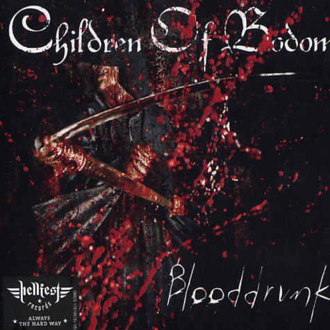 Children Of Bodom - Blooddrunk special edition