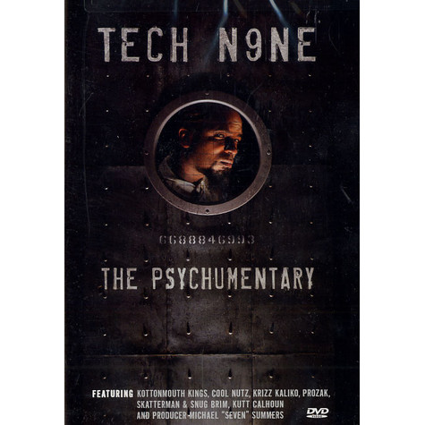 Tech N9ne - The psychumentary