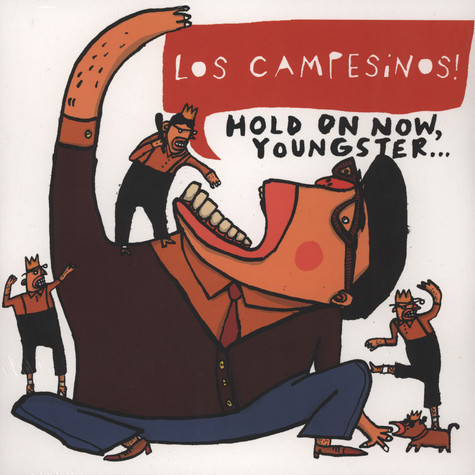Los Campesinos - Hold on now, youngster ...