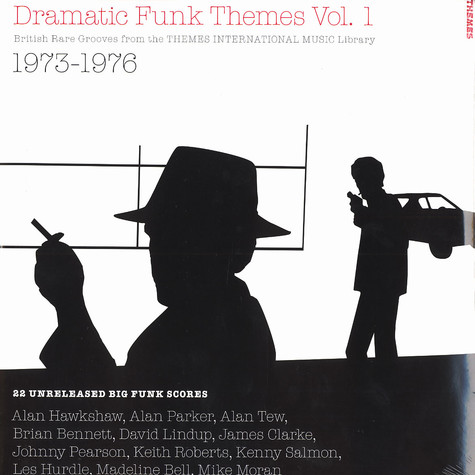 Dramatic Funk Themes - Volume 1