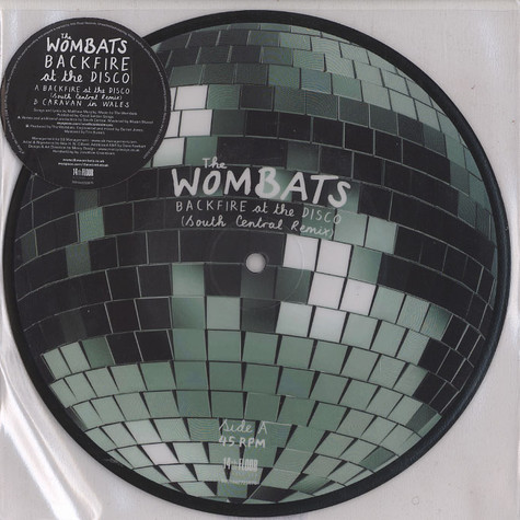Wombats, The - Backfire at the disco South Central remix