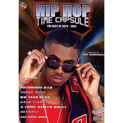 Hip Hop Time Capsule - The best of 1994