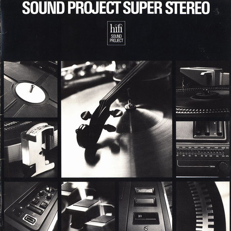 V.A. - Sound project super stereo