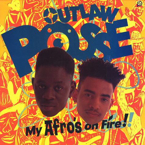 Outlaw Posse - My afro's on fire!