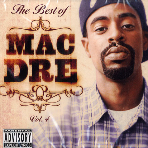 Mac Dre - The best of Mac Dre volume 4
