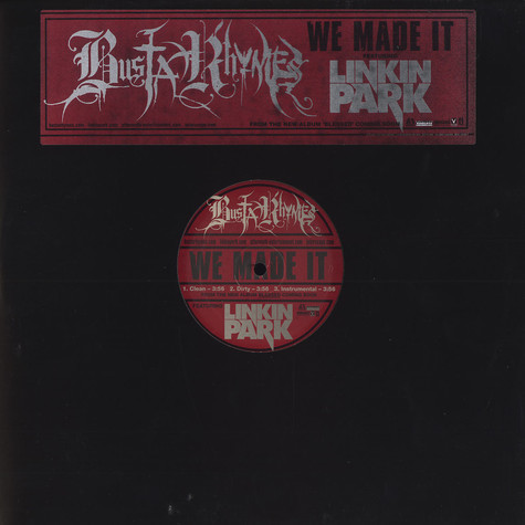 Busta Rhymes - We made it feat. Linkin Park
