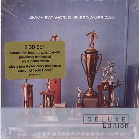 Jimmy Eat World - Bleed american - deluxe edition