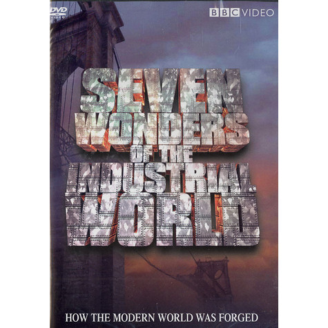 Seven Wonders Of The Industrial World - Docudrama DVD