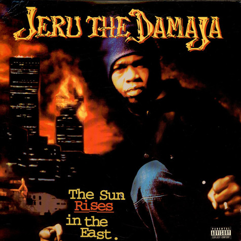 Jeru The Damaja The Sun Rises In The East Vinyl 2lp