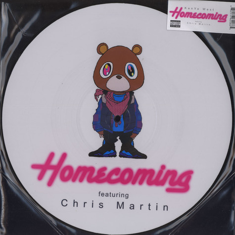Kanye West - Homecoming feat. Chris Martin