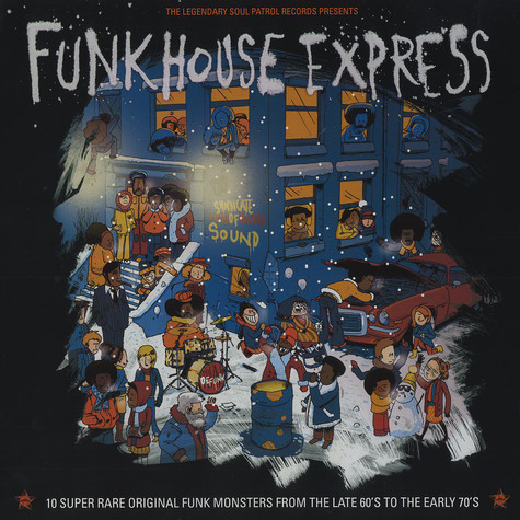 V.A. - Funk house express