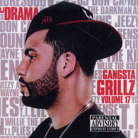 DJ Drama - Gangsta grillz volume 17