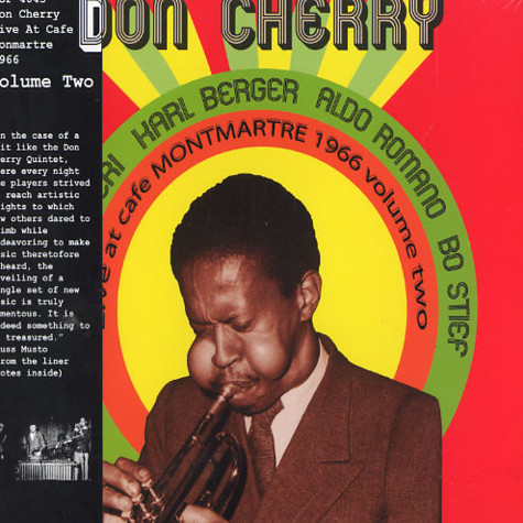 Don Cherry - Live at the Monmartre 1966 volume 2