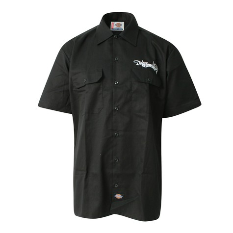 Thud Rumble - Beedle embroidered Dickies work Shirt