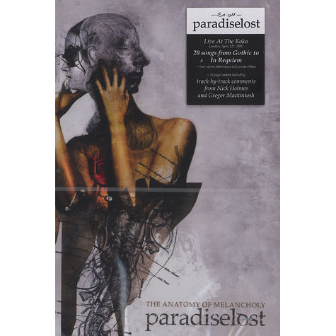 Paradise Lost - The anatomy of melancholy