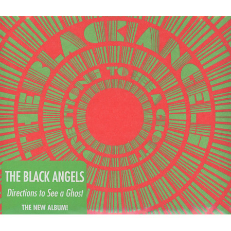Black Angels, The - Directions To See A Ghost