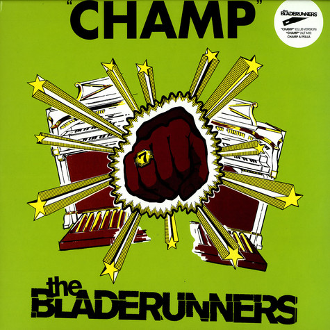 Bladerunners, The  vs The Mohawks - The champ disco version